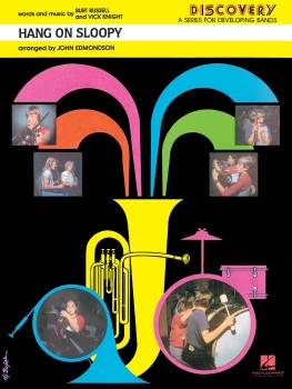 Hang on Sloopy - Set (Score & Parts)
