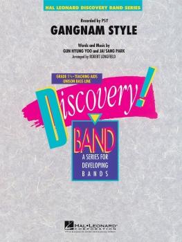 Gangnam Style - Set (Score & Parts)