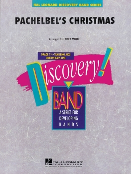 Pachelbel's Christmas - Score Only