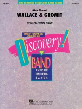 Wallace & Gromit - Set (Score & Parts)