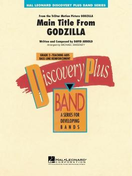 Main Title from Godzilla - Set (Score & Parts)