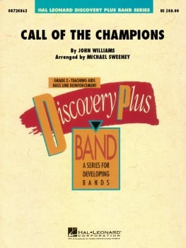 Call of the Champions - Set (Score & Parts)