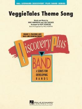 VeggieTales« Theme Song - Set (Score & Parts)
