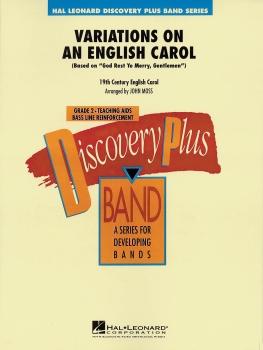 Variations on an English Carol - Set (Score & Parts)