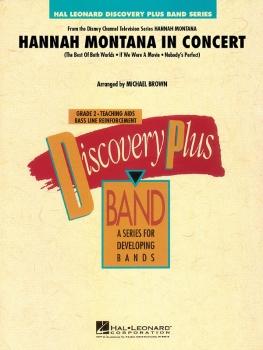Hannah Montana in Concert - Set (Score & Parts)