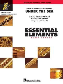 Under the Sea - Score Only