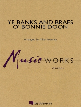 Ye Banks And Braes O'Bonnie Doon  - Score Only