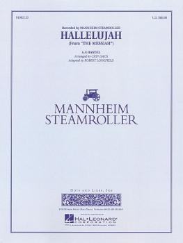 Hallelujah - Score Only