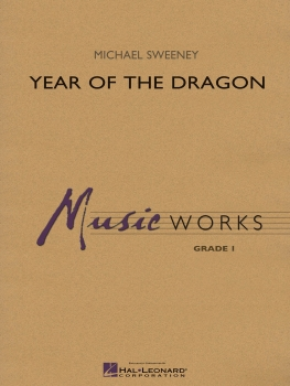 Year of the dragon - Set (Score & Parts)
