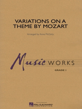 Variations on a Theme by Mozart - Set (Score & Parts)