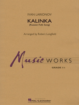 Kalinka (Russian Folk Song) - Set (Score & Parts)