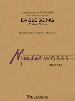 Eagle Song - Set (Score & Parts)