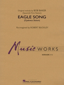 Eagle Song - Score Only