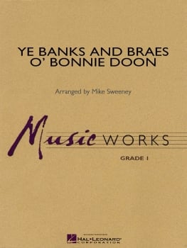 Ye Banks and Braes O'Bonnie Doon - Set (Score & Parts)