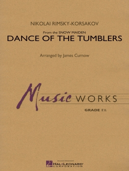Dance Of The Tumblers - Score Only
