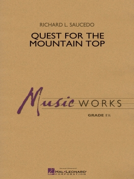 Quest for the Mountain Top - Score Only