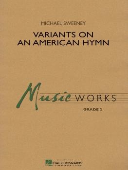Variants on an American Hymn - Set (Score & Parts)