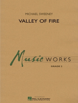 Valley of Fire - Set (Score & Parts)
