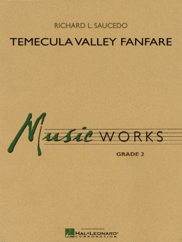 Temecula Valley Fanfare - Score Only