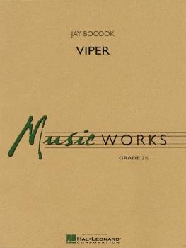 Viper - Set (Score & Parts) with CD