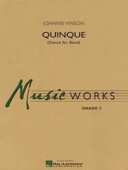 Quinque - Set (Score & Parts) with CD