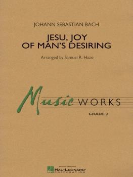Jesu Joy Of Man's Desiring - Score Only