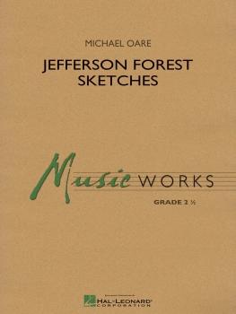 Jefferson Forest Sketches - Set (Score & Parts)