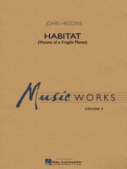 Habitat (Visions of a Fragile Planet) - Score Only