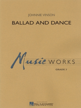 Ballad and Dance - Score Only