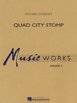 Quad City Stomp - Set (Score & Parts)