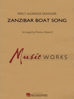 Zanzibar Boat Song - Set (Score & Parts)