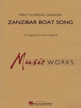 Zanzibar Boat Song - Score Only