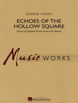 Echoes of the Hollow Square - Set (Score & Parts) with CD