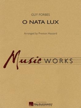 O Nata Lux - Set (Score & Parts)