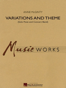 Variations And Theme - Score Only
