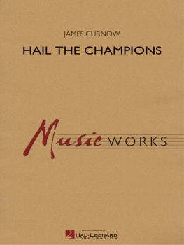 Hail the Champions - Set (Score & Parts)