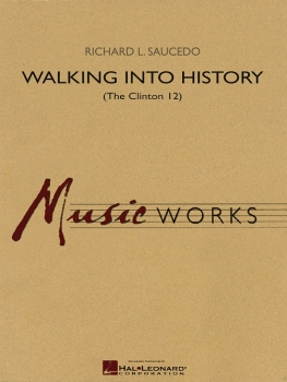 Walking into History - Score with CD