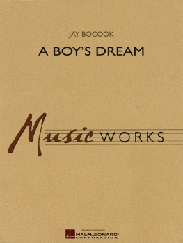 A Boy's Dream - Set (Score & Parts)