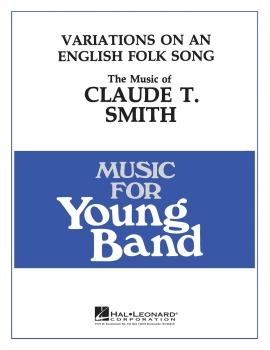 Variations on an English Folk Song - Set (Score & Parts)