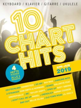10 Charthits - Apr bis Jun 2019