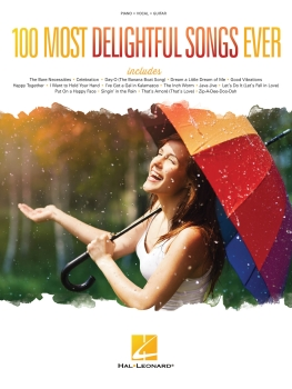 100 Most Delightful Songs Ever