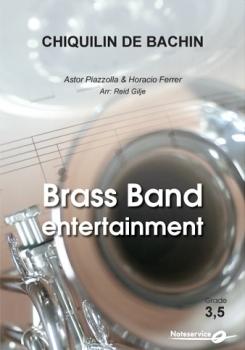 Chiquilin De Bachin  --  -- Brass Band - Set (Score & Parts)
