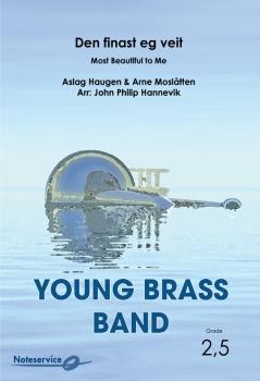 Den finast eg veit  --  -- Brass Band - Set (Score & Parts)