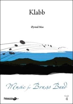 Klabb  --  -- Brass Band - Set (Score & Parts)