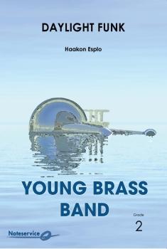 Daylight Funk  --  -- Brass Band - Set (Score & Parts)