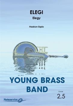 Elegi  --  -- Brass Band - Set (Score & Parts)