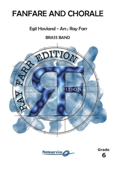 Fanfare and Chorale  --  -- Brass Band - Set (Score & Parts)