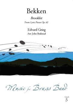 Bekken (Fra Lyriske stykker opus 62)  --  -- Brass Band - Set (Score & Parts)