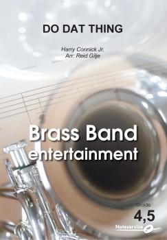 Do Dat Thing  --  -- Brass Band - Set (Score & Parts)