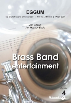 Eggum  --  -- Brass Band - Set (Score & Parts)
